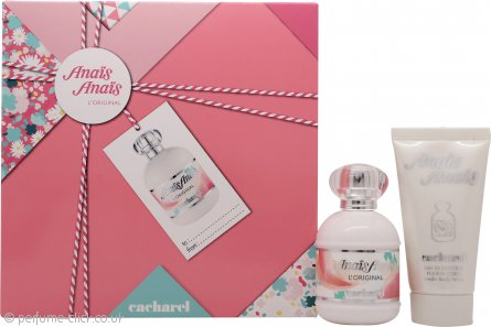 Cacharel Anaïs Anaïs L'Original Gift Set 50ml EDT + 50ml Body Lotion