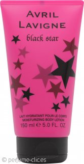 Avril Lavigne Black Star Loción Corporal 150ml