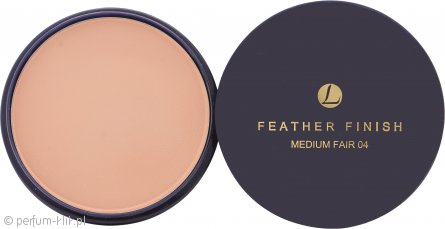 Lentheric Feather Finish Compact Puder 20g - Medium Fair