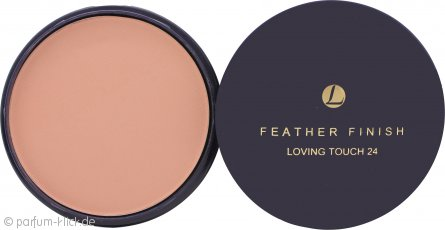 Lentheric Feather Finish Compact Puder Nachfüllung 20g - Loving Touch 24