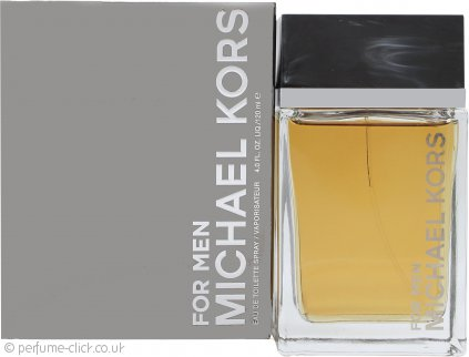 Michael Kors for Men Eau de Toilette 120ml Spray
