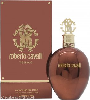 Roberto Cavalli Tiger Oud Eau de Parfum Intense 75ml Spray