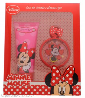 Disney Minnie Mouse Gift Set 50ml EDT + 100ml Shower Gel