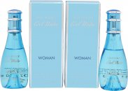 Davidoff Cool Water Geschenkset 30ml EDT + 75ml Body Lotion