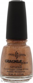 China Glaze Crackle Glaze Nail Lacquer 14ml - Cracked Medallion 1043