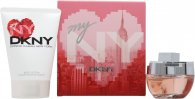 DKNY My NY Gift Set 30ml EDP Spray + 100ml Body Lotion