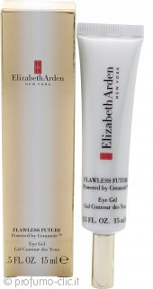 Elizabeth Arden Flawless Future Gel Occhi Powered By Ceramide 15ml