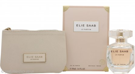 Elie Saab Le Parfum Gift Set 50ml EDP + Bag