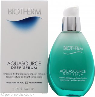 Biotherm Aquasource Deep Serum 50ml All Skintypes