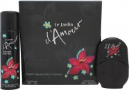 Eden Classics Le Jardin d'Amour Gift Set 50ml EDP + 150ml Body Spray