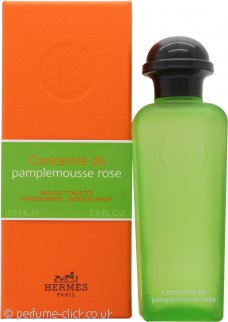 Hermes Eau de Pamplemousse Rose Eau de Cologne Concentre 100ml Spray