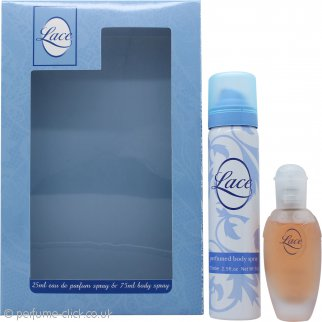 Taylor of London Lace Gift Set 25ml EDP + 75ml Body Spray