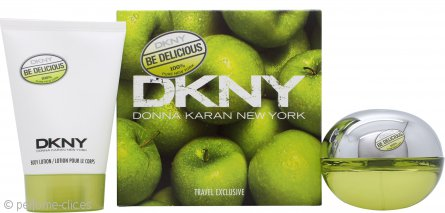 DKNY Be Delicious So Sweet Set de Regalo 50ml EDP + 100ml Loción Corporal