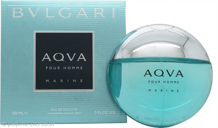 Bvlgari Aqva Marine Eau de Toilette 150ml Spray