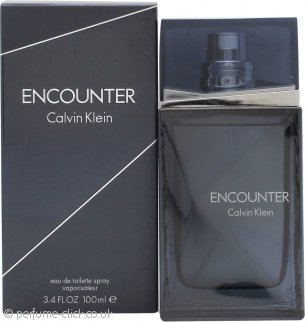 Calvin Klein Encounter Eau de Toilette 100ml Spray