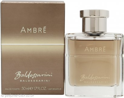 Baldessarini Ambré Eau De Toilette 50ml Spray