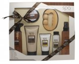 Style & Grace Spa Collection Home Spa Gift Set - 7 Pieces