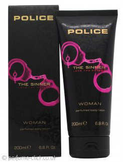 Police The Sinner Body Lotion 200ml