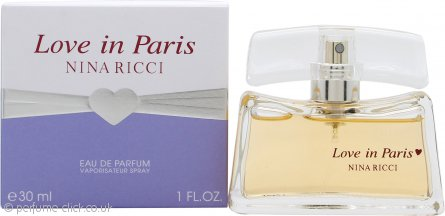 Nina Ricci Love In Paris Eau de Parfum 30ml Spray