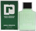 Paco Rabanne Pour Homme Aftershave 100ml Splash