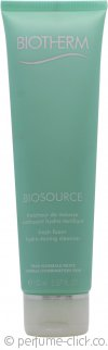 Biotherm Biosource Hydra Mineral Cleanser Toning Mousse 150ml Normal/Combination Skin