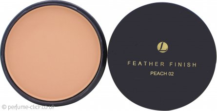 Lentheric Feather Finish Compact Powder 20g - Peach 02