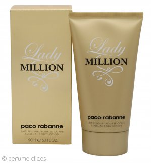 Paco Rabanne Lady Million Loción Corporal 150ml