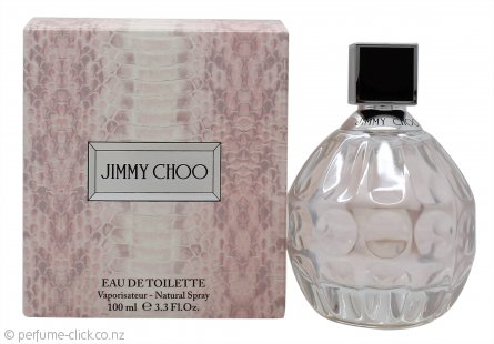 Jimmy Choo Eau de Toilette 100ml Spray