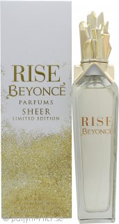 Beyoncé Rise Sheer Limited Edition Eau De Parfume 100ml Sprej
