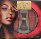 Beyoncé Heat Kissed Set de Regalo 30ml EDP + 75ml Loción Corporal + 75ml Gel de Ducha