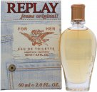 Replay Jeans Original for Her Eau de Toilette 60ml Spray