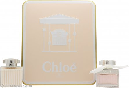 Chloé Signature Eau de Toilette 2015 Gift Set 50ml EDT + 100ml Body Lotion
