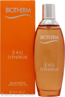Biotherm Eau d'Energie Eau de Toilette 100ml Spray