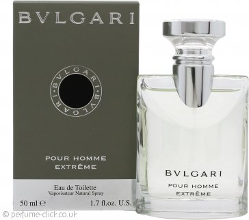 Bvlgari Extreme Eau de Toilette 50ml Spray