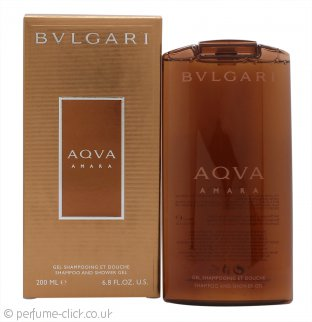 Bvlgari Aqva Amara Shower Gel 200ml