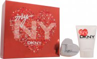 DKNY My NY Gift Set 50ml EDP Spray + 100ml Body Lotion