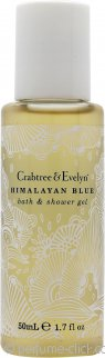 Crabtree & Evelyn Himalayan Blue Bath & Shower Gel 50ml