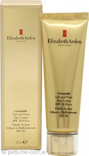 Elizabeth Arden Ceramide Plump Perfect Ultra Lift and Firm Moisture Lotion 50ml SPF30
