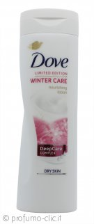 Dove Limited Edition Winter Care Lozione Corpo 250ml Tutti i Tipi di Pelle