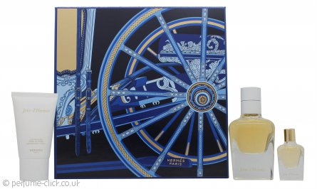 Hermes Jour D'Hermes Gift Set 50ml EDP + 7.5ml EDP + 30ml Body Lotion