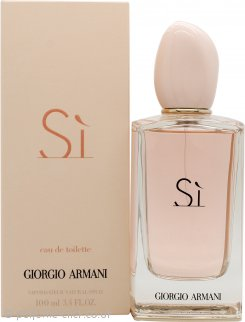 Giorgio Armani Si Eau de Toilette 100ml Spray