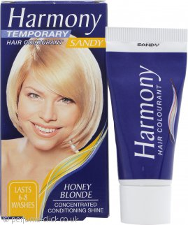 Harmony Temporary Hair Colourant 17ml - Sandy