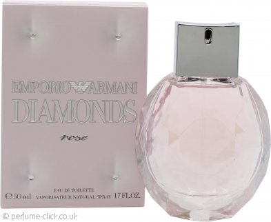 Giorgio Armani Emporio Diamonds Rose Eau de Toilette 50ml Spray