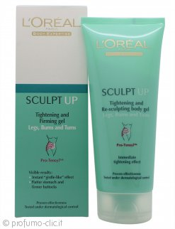 L'Oreal Body Expertise Sculpt Up Firming Gel 200ml