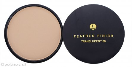 Lentheric Feather Finish Polvere Compatta Ricarica 20g - Translucent 06