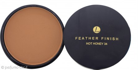 Lentheric Feather Finish Polvere Compatta Ricarica 20g - Hot Honey 34