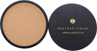 Lentheric Feather Finish Compact Powder 20g - Genopfyldning Translucent III 37