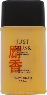 Mayfair Just Musk Shower Gel 200ml