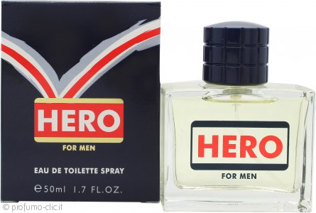Mayfair Hero Eau de Toilette 50ml Spray