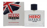 Mayfair Hero Sport Eau de Toilette 100ml Spray - Limited Edition